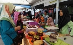 Pemkab Pulang Pisau Sediakan 42 Lapak Pedagang PasarWadai