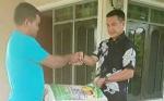 Zakat H Abdul Rasyid AS dan Istri Sudah Didistribusikan di Sukamara