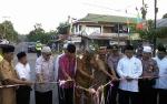 Wakil Bupati Katingan Resmikan Kampung Ramadan