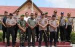 TNI dan Polri Siapkan Pengamanan Presiden di Pulang Pisau