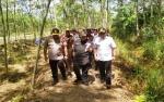 Menteri Lingkungan Hidup Meninjau Hutan Tanaman Rakyat di Pulang Pisau