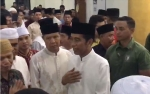Video Presiden Jokowi Salat Tarawih di Masjid Darul Arqam Palangka Raya