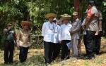 Presiden Joko Widodo dan Gubernur Sugianto ke Kabupaten Gunung Mas