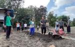 Sekolah Lapang Kelompok Tani KLP Jaya Jadi Tempat Belajar Pertanian