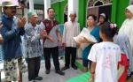 2 Ton Beras Zakat H Abdul Rasyid Disalurkan untuk Masyarakat Mendawai