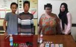 Satres Narkoba Pulang Pisau Tangkap Dua Tersangka Pengedar Sabu