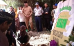 Plt Kadispora Pulang Pisau Wafat dan Dimakamkan di Kapuas