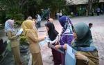 Siswa SMAN 3 Pangkalan Bun Gunakan Baju Koko dan Batik saat Pengumuman Kelulusan