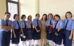 Raih Nilai 100, Siswi Kembar Ucapan Terima Kasih Kepada Guru SMAN 5 Palangka Raya