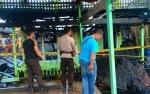 Polres Sukamara Belum Simpulkan Penyebab Kebakaran Rumah Warga Padang