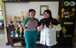 Siswi SMAN 1 Tamiang Layang Minta Dukungan Ikuti OSN Tingkat Nasional