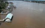 Sungai Katingan Keruh
