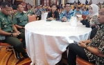 Wakil Bupati Barito Utara Hadiri Rakornas Tim Terpadu Penanganan Konflik Sosial