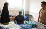 Bupati Barito Utara Harapkan RSUD Muara Teweh Maksimalkan Ruangan dan Tenaga Medis