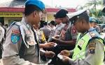 Propam Periksa Kelengkapan Serta Sikap Tampang Personel Polres Barito Utara