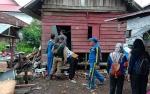 Bedah Rumah Lanjut Usia Bentuk Partisifasi Warga Kuala Pembuang