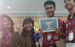 Kuasai Ilmu Kimia, Siswa SMAN 1 Palangka Raya Ikuti OSN di Manado