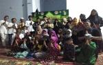 Kemhan Kalimantan Tengah Buka Puasa Bersama Ratusan Anak Panti Asuhan Nurul Solihin