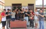 Anggota Polres Katingan Tangkap 3 Pengedar Sabu