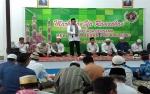 Keluarga Besar PWI Kalimantan Tengah Buka Puasa