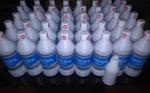Polsek Kapuas Murung Temukan Puluhan Botol Alkohol di Semak-semak