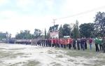 TNI Polri Gelar Apel Kesiapsiagaan Jelang Pengumuman Pemilu 2019