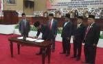 Badan Pemeriksa Keuangan Serahkan 3 Laporan Utama dalam Paripurna Istimewa