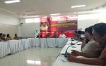 Focus Group Discussion Digelar bersama Media Terkait Tiga Tahun Pemerintahan Gubernur