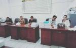 Rapat Kerja Komisi C DPRD Palangka Raya Bahas APBD 2018
