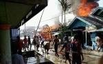 Tak Ada Korban Jiwa Dalam Kebakaran di Kelurahan Bangkuang