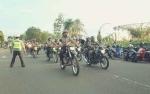 Polres Barito Selatan Laksanakan Patroli Gabungan Jaga Keamanan Daerah