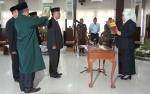 Akhirnya Suyanto Menduduki Jabatan Sekda Kotawaringin Barat