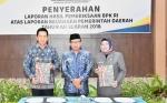 Pemkab Barito Utara Siap Percepat Penyampaian LKPD Unaudited Tahun Anggaran 2019