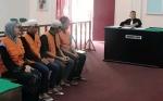 Terdakwa Kasus Sabu Terancam 15 Tahun Penjara