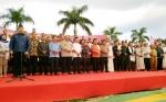 Seusai Deklarasi Damai Kebangsaan Polres Pulang Pisau Gelar Buka Puasa Bersama