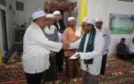 Pemkab Kapuas Berikan Bantuan Dana Pengembangan Masjid Baiturrahim