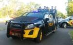 TNI-Polri Patroli Rutin di Malam Bulan Ramadan