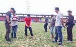 CEO Kalteng Putra Optimistis Stadion Tuah Pahoe Bisa Digunakan Juli 2019