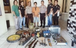 Polsek Dusun Selatan Tangkap Spesialis Pencuri Rumah Kosong