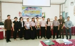 Tim SMAN 1 Kurun B Juara Lomba Kadarkum Tingkat Kabupaten Gunung Mas 2019