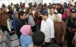 Menteri Perhubungan RI Tinjau Kesiapan Angkutan Lebaran di Kabupaten Kotawaringin Barat