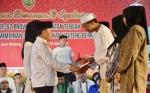 Gubernur Kalimantan Tengah Serahkan Bantuan untuk Korban Kebakaran Kompleks Puntun