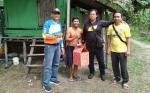 Klub Trail Trapas juga Bagikan Bingkisan Sembako di Tangkiling