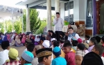 Bupati Sukamara Gelar Acara Berbagi Kepada Anak Yatim