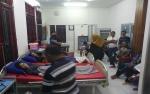 Seusai Tarawih, Masyarakat Sampit Donorkan Darah ke UDD PMI Kotawaringin Timur
