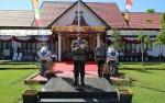Polres Barito Timur Apel Gelar Pasukan Operasi Ketupat Telabang 2019