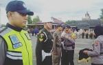 Polres Barsel Siapkan Lima Pos Pengamanan Lebaran
