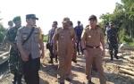 Gubernur Kalteng Kunjungan Kerja ke Pegatan