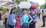 Kapal Pelni Sudah Angkut 5.641 Pemudik Via Pelabuhan Sampit