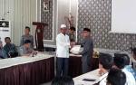 42 Kepala Madrasah Terima Hasil Ujian Nasional